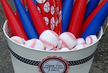Baseball party / by Heather Zastrow
