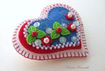 Hearts / by Grace Lovell