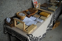 [A&S] Bookbinding / Extant medieval books and historical bookbinding information for living history participants. / by Society for Creative Anachronism