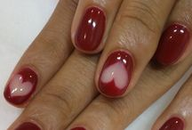 Nail Art - Valentine's Day/Hearts / by The BeautyClutch