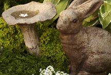bienvenue dans mon jardin / welcome to my garden / by Chris Holst