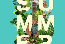 Summer feeling / by Linda Skaret