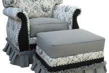 chairs / by Theresa Striplin