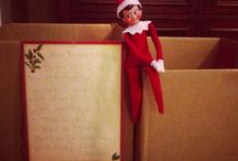 Elf On A Shelf / by Julie Boser