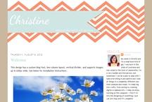 Blog Ideas! / by Cat Douglass