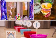 Birthday Party Ideas / by Melissa Patrick