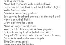 Christmas Activities / by Rhonda Steed