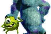 Favorie Movies/Disney Movies / by Rachel Conaway