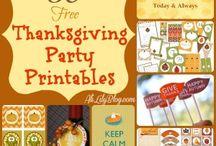 thanksgiving / by Julia Stoddard