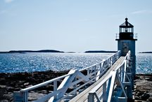Lighthouses of Maine / by LiveME