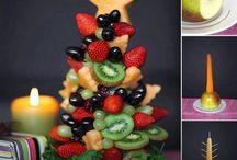 Holiday Eats/Decorative Food / by Alex Lesniak