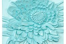 Aquamarine with accents / by Wanda Hollis Photography
