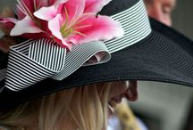 Hats & Fascinators / I still wear them--do you? / by Mary Patterson