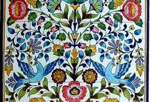 Turkish et orientales tiles / by Brigitte Boulanger
