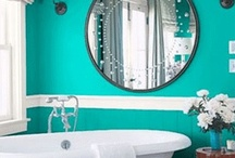 Giles bathroom / by Mary Gallagher