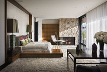 bedrooms / by Kaveri Ahuja