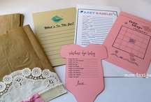 Baby gifts/ideas / by Rachel Fickenscher