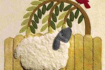 Wool Projects: Spring / by Liz Geisert Kirk