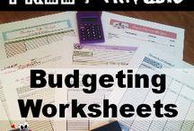 Budgeting / by Sheri Greenhalgh