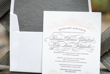Invitations / by Gabrielle