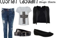 Casual Cosplay / this will eventually be my wardrobe. eventually.  / by Elizabeth Bittner