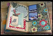 Journaling and drawing / For those of us who need inspiration / by Painting the Roses Red
