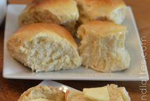 Breads / by Nicole Davis