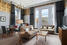 The Caledonian - Accommodation / by The Caledonian, A Waldorf Astoria Hotel