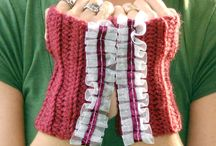 Needle needle, hook hook crafting is fun come take a look. / by Catherine Wathen-Sahlstrom