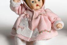 madame alexander dolls / by InStrawberryFields