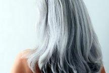 The Hair Is Grey / by Fran Klaas