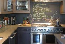 KITCHEN  STUFF / #diy #kitchen #kitchendiy #fridge #table #decor #walls #floors #butcherblock #magnet #cakestand #servingstand #makeover #spicerack #organize #cleaning #storage #jar #pantry #cooler #cooking #tips #tricks #dishwasher #detergent #diy #valance #homemade #substitutes #shelving #techniques   / by M B