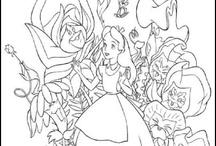 Alice Ideas / by Olivia Marsh