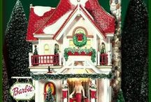 Department 56 - North Pole / North Pole Elves and North Pole Woods  / by Julie Miragliotta