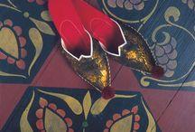 Below / under your feet / by Gypsy Thread ~ Carey