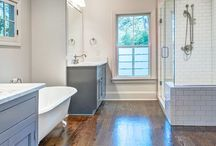 Bathrooms / by Caroline DiPasquale