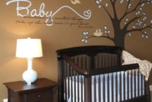 Nursery ideas / by Brittany Ponder