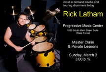 EVENTS / by Modern Drummer Magazine (Official)
