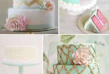 Birthday Cake ideas / 50th birthday  / by Jennifer Van Eyk