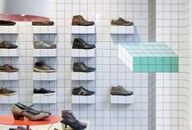 display — shops — exhibitions / by Tiziana Tosoni