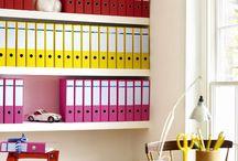 Office Ideas / by Julianne Rosenzweig Stamatyades
