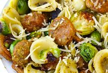 Pasta recipes to keep / by Deirdre Reid