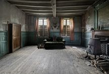 Abandoned Places / Abandoned places around the world. / by Gregorio Lopes
