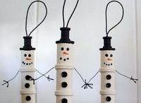 Snowmen / by Tammy Cline