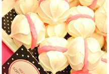 Meringues / by Alejandra - The Marshmallow Studio