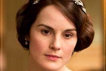 Downton Abbey pins / by Paula McCready
