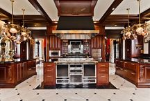 Beautiful Kitchen / Ideas and Inspirations for Beautiful Kitchens / by Mexican Connexion