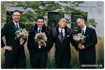 Bridesmaids & Groomsmen / by Andrea Paradowski Photography