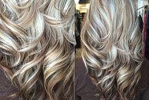 hairstyles / by Lydia Brazelton