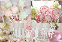 Tea Party! / what's the point of a big yard if you can't have a pretty party in it? / by Alanna Rusnak {SelfBinding Retrospect}
